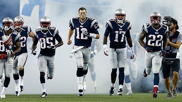 patriots team