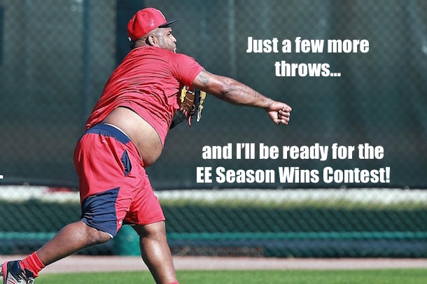Baseball Season Win Totals Contest – Enter Now!