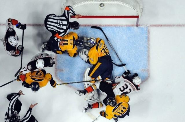 NHL Pick: Nashville Predators at St. Louis Blues Game 1