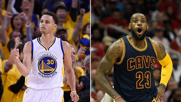 NBA Finals Pick: Cleveland Cavailers at Golden State Warriors Game 1