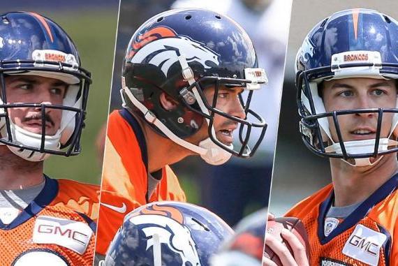 Denver Broncos QB Depth