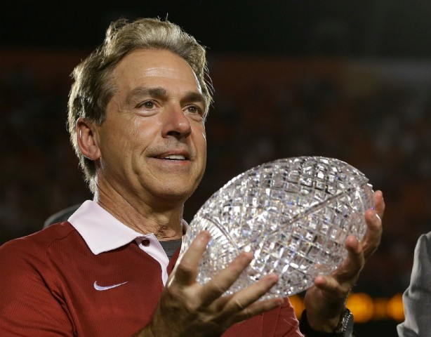 College Football 2016 Odds – Saban's to Lose