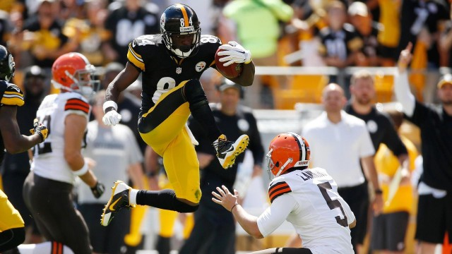 afc north steelers