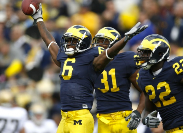 The Big Ten Conference:  In the Hands of the Wolverines