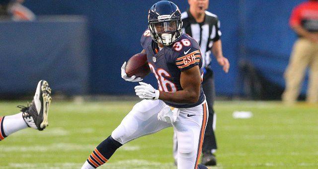 NFL Week 1: Bears at Texans Pick
