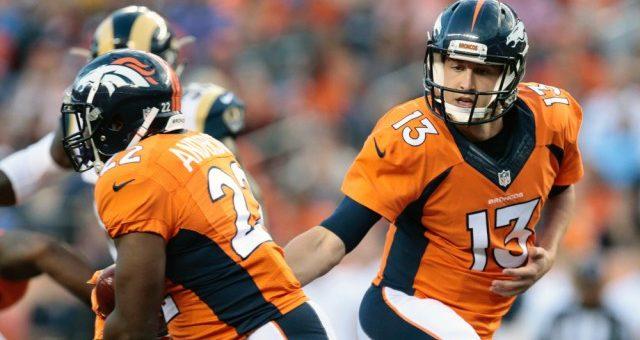 Week 4 NFL: Denver Broncos at Tampa Bay Buccaneers