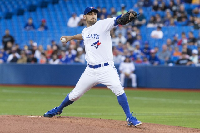 Baseball Pick –  Houston Astros at Toronto Blue Jays