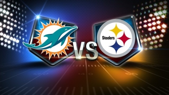 dolphins vs steelers