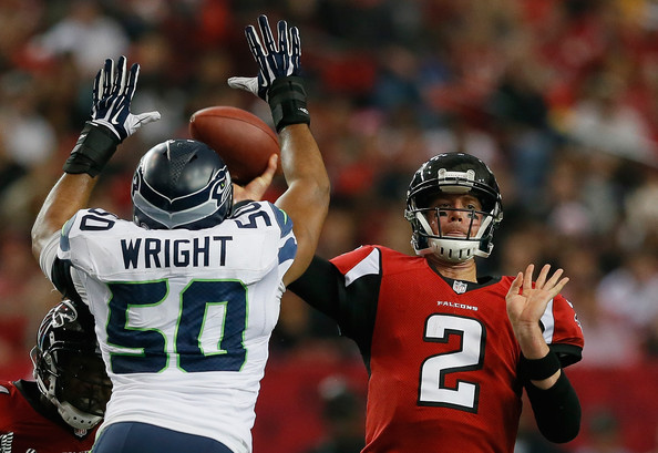NFL Playoff Pick – Seattle Seahawks at Atlanta Falcons