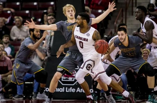 College Basketball Pick – Arkansas at South Carolina