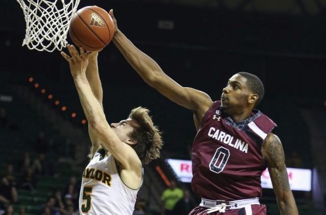 NCAA Tourney Pick – South Carolina vs Baylor