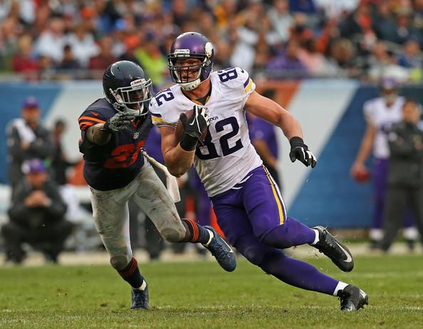 Vikings and Giants Monday